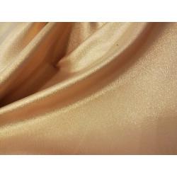 Tkanina ornatowa - brokatowa - złota lama 2
