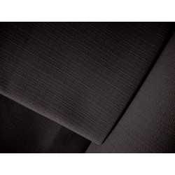 Tkanina obrusowa - ciemno-szara
