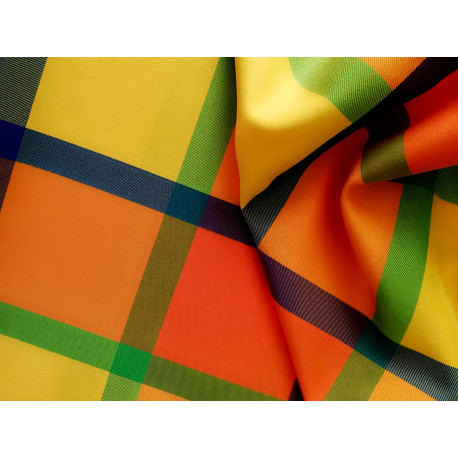Kratka - kolorowa 12 x 12 cm