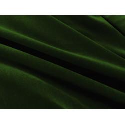 Aksamit - ciemna zieleń