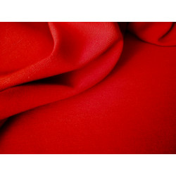 Len - czerwony