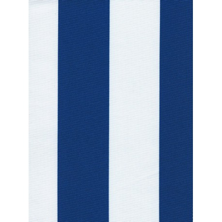 Wodoodporna - Biało-niebieskie pasy
