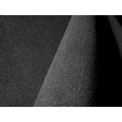 Tkanina polar czarny z membraną
