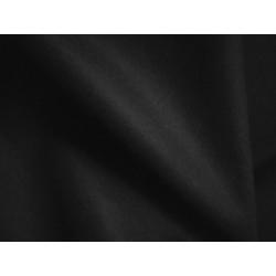 Tkanina sukno czarne