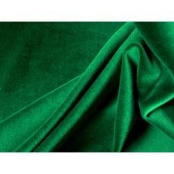 Aksamit - zieleń butelkowa