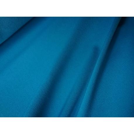 Tkanina Punto - Niebieska