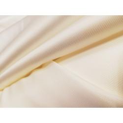 Podszewka biało-kremowa wiskozowa