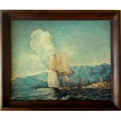 Obraz - Krym 1852 - Iwan Ajwazowski
