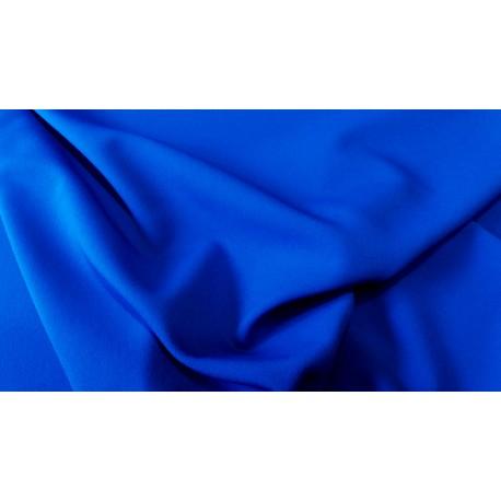 Tkanina typu Punto - Niebieska