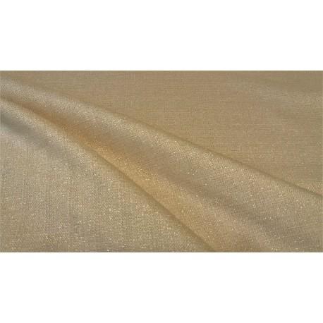 Tkanina ornatowa - złota 2 metalizowana