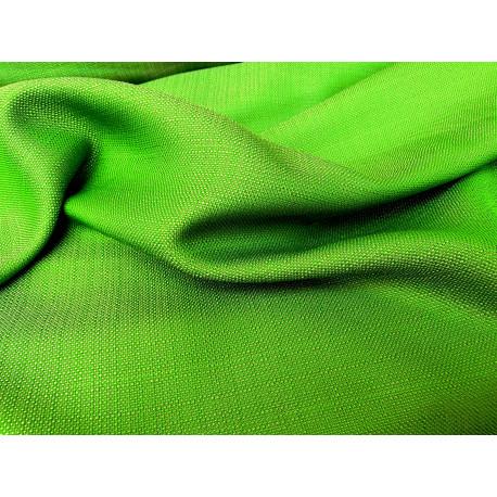 Tkanina ornatowa - zielona 2