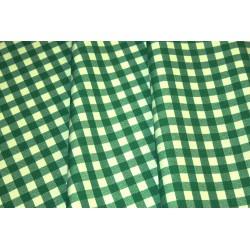 Kratka - Biało Zielony