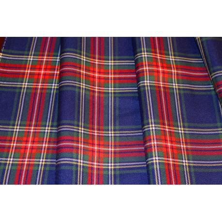 Krata Szkocka - Granatowy