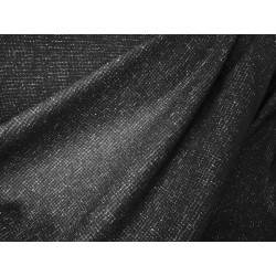 Elano-wełna - ciemnoszara - białe cętki