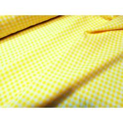 Kratka - Biało Żółty